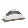 Kelty Salida 1 Tent   1 Person 3 Season Gray Putty Green Apple