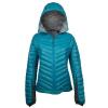 Brooks-Range Mountaineering Down Hoody - Women's, Carribean Blue, Large,  Blue-L