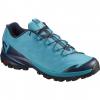 Salomon Outpath Hiking Boot - Women's, Blue Bird/Evening Blue/Black, 10 US, Regular