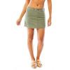 Carve Designs Oahu Skirt, Women's, Olive, 02