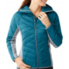 Smartwool Double Corbet 120 Hoody - Women's-Glacial Blue-Small