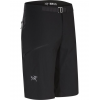 Arc'Teryx Psiphon FL Men's Short, Black/Black, Large