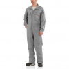 Carhartt Flame-Resistant Deluxe Coverall, Gray, 2XL/Regular