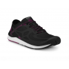 Topo Athletic ST-2 Road Running Shoes - Womens, Black/Raspberry, 6 US