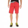 La Sportiva Bleauser Short - Men's, Cardinal Red/Stone Blue, Large
