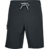 Under Armour Reblek Boardshort, Anthracite/Zinc Gray/Black, 30 Waist
