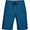 Under Armour Mania Tidal Boardshort, Moroccan Blue Afs/Deprecated/Academy/White, 30 Waist