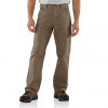 Carhartt Canvas Work Dungaree for Mens, Light Brown