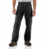 Carhartt Canvas Work Dungaree for Mens, Black