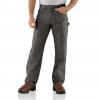 Carhartt Canvas Carpenter Jean for Mens, Charcoal