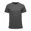 Black Diamond Crag Men's Short Sleeve Tee Shirt, Slate, Large