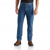 Carhartt Straight Traditional Fit Tapered Leg Jean For Mens, Darkstone, 31/30