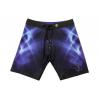 Vast Cross Borealis Men's Boardshort, The Wedge Black Multi, 28 in, 9 in