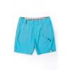 Vast Linen Mondos Men's Boardshort, Aqua, 30 in, 7 in