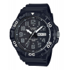 Casio Outdoor Mens Large Case Diver Style Sport Watch, Black