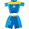 Body Glove Surf Float Suit Grls S/m
