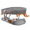 Mad Rock Solar Harness - Men's, Orange/Grey, XS