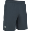 Under Armour LAUNCH SW 7 Inch SHORT, STEALTH GRAY/STEALTH GRAY/Reflective, LG