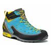 Asolo MAGNUM GV Approach Shoe - Womens, Donkey/Cyan Blue, 6,  0065200060
