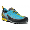 Asolo APEX Approach Shoe - Womens, Donkey/Cyan Blue, 6,  0065200060