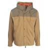 Demo,Woolrich Men's Eco Rich Crestview Shirt Jacket, Wheat, L
