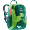 Deuter Pico 5 L Kid's Backpack, Alpinegreen/Kiwi