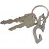 Chums Hook Keychain