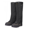 Outdoor Research Crocodiles Gaiters - Men's-Black -S