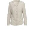 Woolrich Outside Air Eco Rich Shirt - Women's-Silver Gray-Medium
