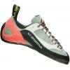 La Sportiva Finale Climbing Shoe - Women's- Grey/Coral, 39 EU