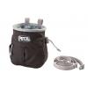 Petzl SAKAPOCHE Ergonomic Chalkbag with Pocket and Belt