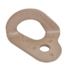 Fixe Hanger 10mm Plated Tan