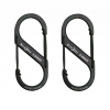 Nite Ize S-Biner Versatile Carry Biner - Size 1 - Black