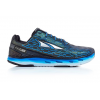 Altra Impulse Flash Road Running Shoes - Mens, Medium, Black/Blue, 7 US