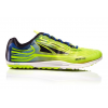 Altra Golden Spike Trail Running Shoes, Medium, Lime/Blue, 6 US