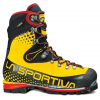 La Sportiva Nepal Cube Mountaineering Boot - Mens, Yellow, 37 EU