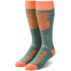 Dakine Freeride Sock - Women's, Pineapple, Medium/Large