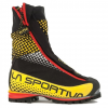 La Sportiva G5 Mountaineering Boot - Mens, Black/Yellow, 37 EU