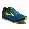 Brooks Mazama 2 Trail Running Shoes - Mens, Blue/Black/Nightlife, Medium, 8 US