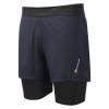 Montane Trail 2Sk Shorts, Black, XS