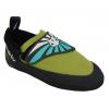 Evolv Venga Climbing Shoe - Kid's-Lime Green-2