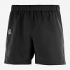 Salomon Agile 5'' Running Short - Mens, Black, 2XL