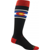 Darn Tough Colorado Light Sock - Men's-Black-Medium