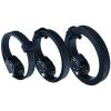 OTTO DesignWorks OTTOLOCK Cinch Lock Triple Pack-Stealth Black-3 Piece