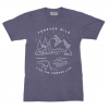 Compas Life Forever Wild T-Shirt, Navy Heather, Large