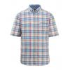DEMO, Woolrich Timberline Short Sleeve Shirt - Mens, Mountain Blue, Large
