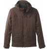 Prana Zion Quilted Jacket - Men's-Coffee Bean-Large