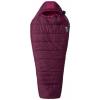 Mountain Hardwear Bozeman Torch 0 Women's Sleeping Bag (Synthetic)  Dark Raspberry Regular Right