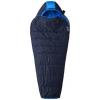 Mountain Hardwear Bozeman Flame 20 Sleeping Bag (Synthetic)  Collegiate Navy Regular Right