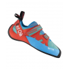 Red Chili Charger Climbing Shoes - Mens, Turquoise/Orange, 6
